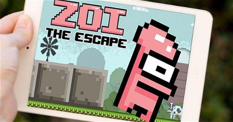 Zoi: The Escape - El Sucesor de Flappy Bird, un Adictivo Juego a Tener Muy en Cuenta
