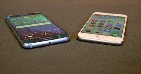 Samsung Galaxy S6: Impresiones de un Usuario de iPhone 6