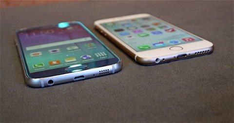 Las Grandes Diferencias de Diseño Entre Samsung y Apple