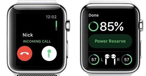 Apple Watch y AirPods, una pareja con interesantes posibilidades
