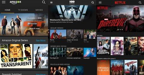 Netflix vs HBO vs Amazon Prime Video: ¿Cuál es el mejor servicio de video?
