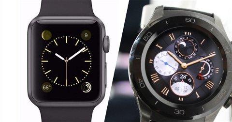 Huawei Watch 2 vs Apple Watch series 2, ¿cuál encaja más con tu iPhone?