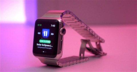 Cómo escuchar música en Spotify con tu Apple Watch sin conexión a Internet