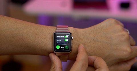 ¡Al fin! Spotify funcionará desde tu Apple Watch sin el iPhone