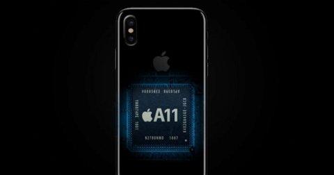 Todos los secretos del chip biónico A11 del iPhone X