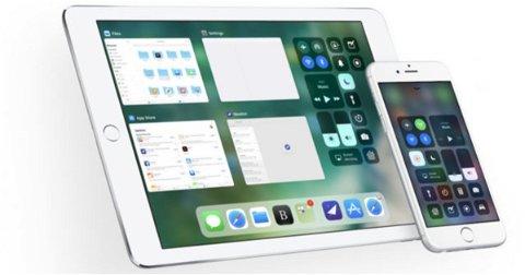 Estos son los iPhone y iPad compatibles con iOS 11