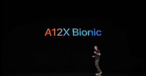 El chip A12X es una bestia que casi dobla en velocidad a todos sus competidores