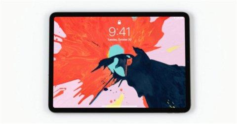 Este es el nuevo iPad Pro, la tablet con la pantalla más espectacular del mercado