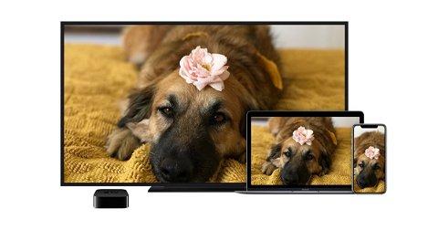 Cómo duplicar la pantalla del iPhone en la TV: todas las posibilidades
