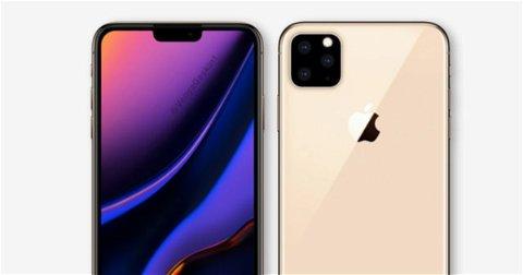 Una nueva filtración del iPhone XI confirmaría las tres cámaras traseras