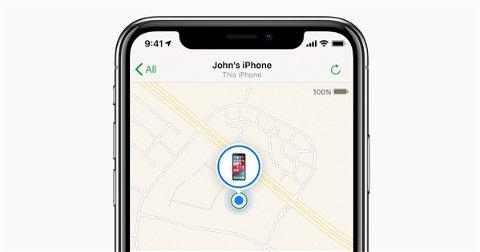 Asegúrate de tener esta opción activada para localizar tu iPhone aunque no tenga conexión a internet