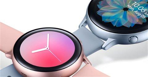 Samsung presenta el Galaxy Watch Active2 y su principal novedad es... el electrocardiograma