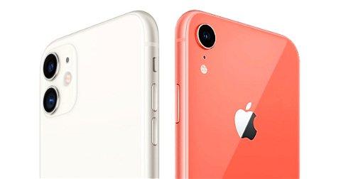 ¿Tiene el iPhone XR alguna oportunidad con el iPhone 11?