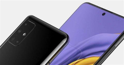 Galaxy A51: así será el único smartphone de Samsung que copie el módulo de cámara del iPhone 11