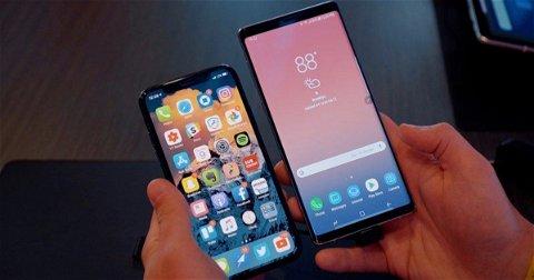 Fan de Samsung estalla: su Galaxy de 2018 de 1.000 euros no se actualiza y un iPhone de 2015 sí