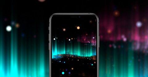 Estos son los mejores wallpapers OLED del espacio para tu iPhone