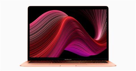 Apple presenta un nuevo MacBook Air con nuevo teclado