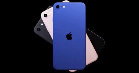 Este concepto muestra cómo podría ser el iPhone 9