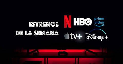 Estrenos de la primera semana de junio de 2021 en Netflix, HBO, Amazon, Disney+ y Apple TV+