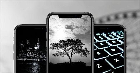 Los mejores wallpapers para iPhone y iPad en blanco y negro te los traemos esta semana