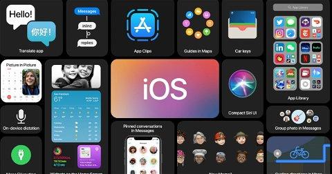 Lista completa con las 100 novedades más importantes de iOS 14