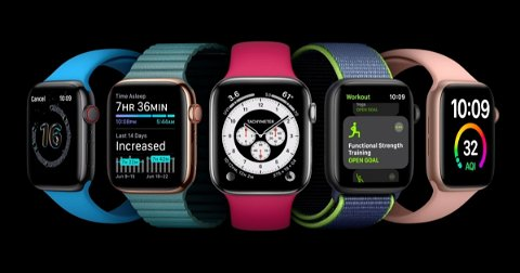 Apple lanza watchOS 7.6.1 corrigiendo importantes fallos de seguridad