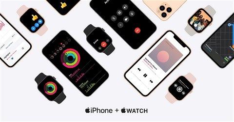 Apple estrena nuevo sitio promocionando lo que el iPhone y el Apple Watch pueden hacer juntos