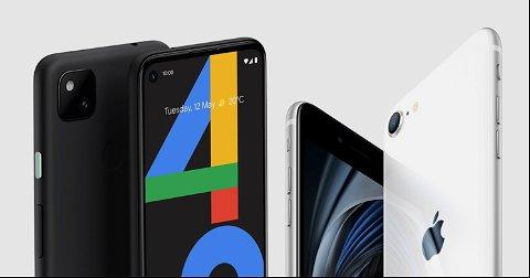 iPhone SE vs Pixel 4a, los modelos asequibles cara a cara