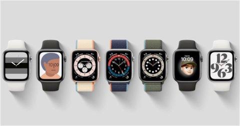 El Apple Watch Series 7 incluirá, al menos, estas 3 nuevas esferas