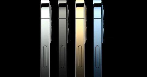 Nuevos iPhone 12 Pro y iPhone 12 Pro Max, a toda velocidad