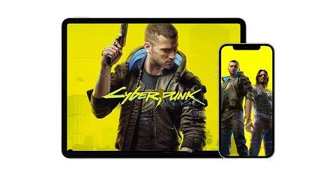 Como jugar a Cyberpunk 2077 en iPhone y iPad