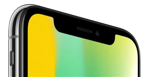 Apple patenta la tecnología necesaria para ocultar el Notch bajo la pantalla del iPhone