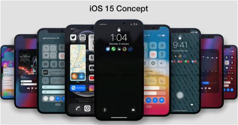 Este concepto de iOS 15 tiene todo lo que queremos en un iPhone