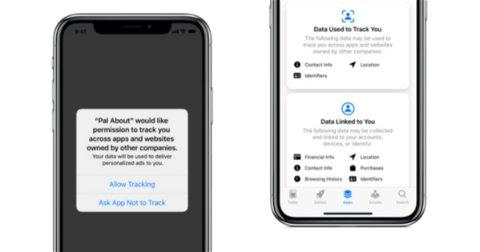 Apple prohibirá las apps que ofrezcan recompensas por permitir el seguimiento