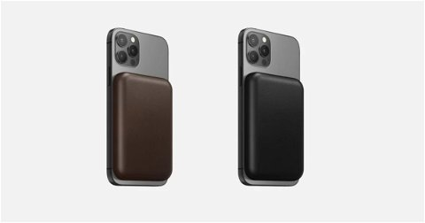 El MagSafe Battery Pack tiene su propia mini-funda de cuero y no es precisamente barata