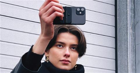 Esta funda convierte tu iPhone en lo más parecido a una cámara DSLR