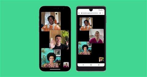 FaceTime entre iPhone y Android: así puedes hacer una videollamada