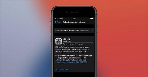 iOS 14.7 ya disponible: todas las novedades y cómo descargar