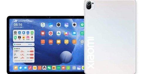 La nueva tablet de Xiaomi no solo copia al iPad Pro, también su teclado