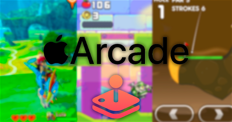 No te pierdas los nuevos juegos que acaban de llegar a Apple Arcade