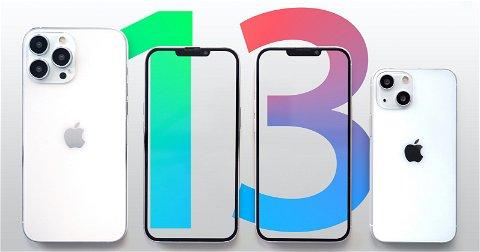 Últimas noticias sobre los iPhone 13 a las puertas de su presentación
