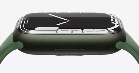 El Apple Watch Series 7 no tiene puerto de diagnóstico oculto