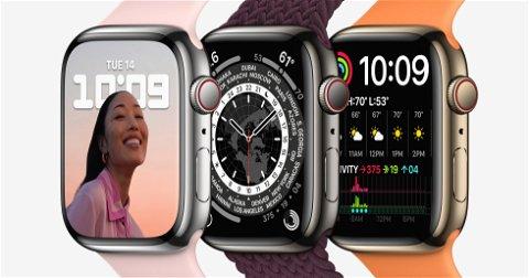 El Apple Watch Series 8 podría llegar en tres tamaños