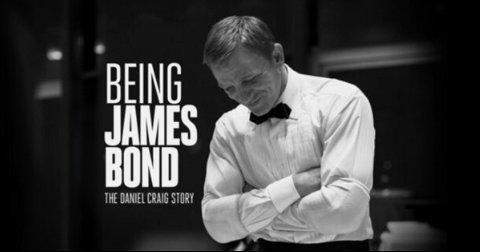 El documental 'Being James Bond' puede verse gratis en Apple TV+