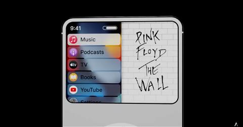Cómo sería el iPod si Apple lo hubiera lanzado en 2021