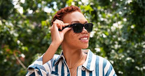 Facebook y Ray-Ban lanzan unas gafas inteligentes con cámaras