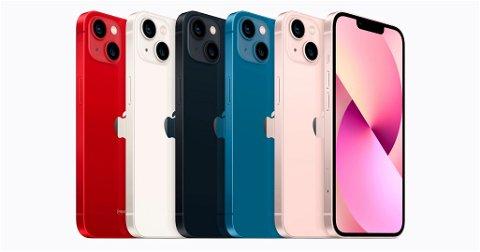 Cuánto cuestan los iPhone 13 y iPhone 13 Pro en España