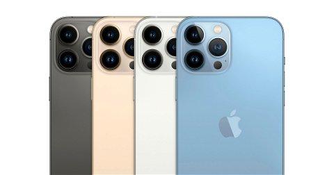 """La mayoría de los usuarios de Apple están """"decepcionados"""" con los iPhone 13"""