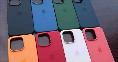 Se filtran las fundas de colores del iPhone 13