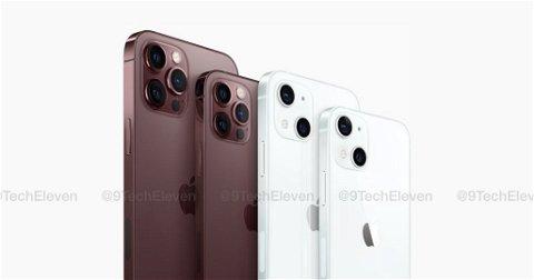 Las supuestas fundas oficiales del iPhone 13 Pro Max aparecen en un vídeo
